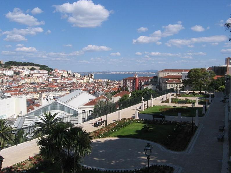 Viewpoint and Garden of São Pedro de Alcântara