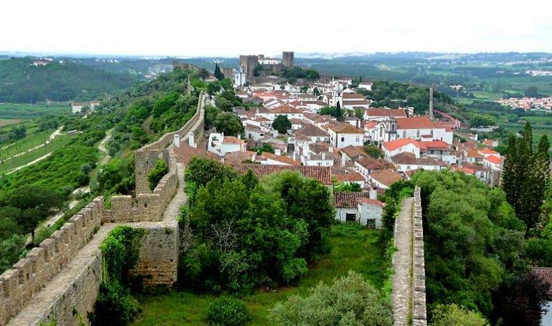 Obidos, Queen`s Dowry since the 13th century