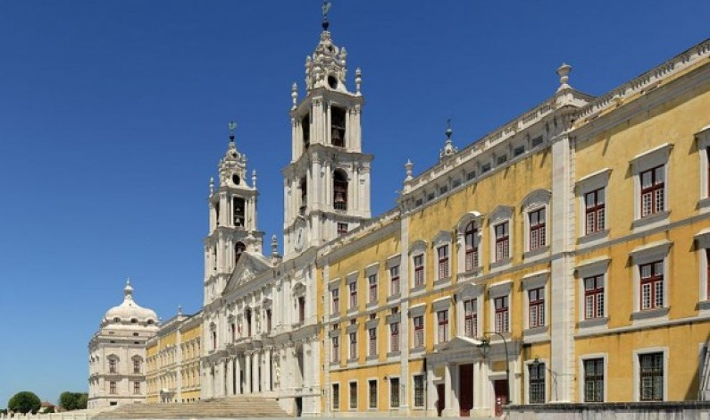 The Mafra National Palace, Monumental Baroque