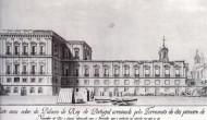 Ribeira Palace, Terreiro do Paço