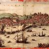 Tagus River and Lisbon 1572