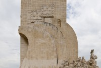 Monument to the Discoveries, Padrão dos Descobrimentos