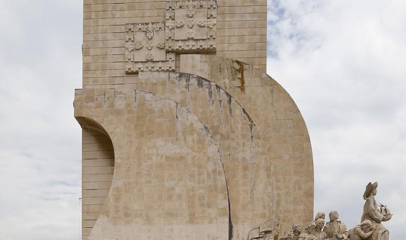 Monument to the Discoveries, Padrão dos Descobrimentos