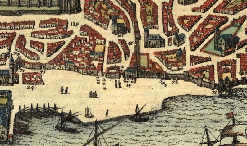 Lisbon, mistress of the seas