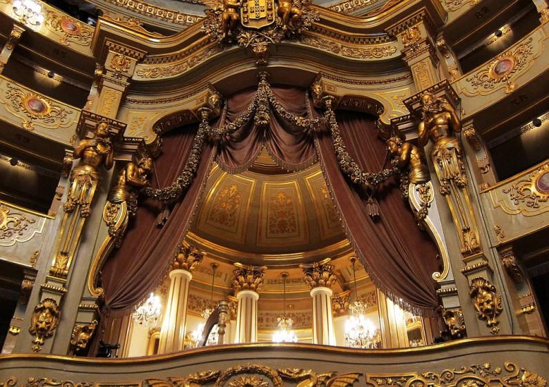 National Theatre São Carlos, Opera House, Teatro Nacional de São Carlos
