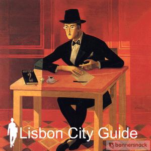 Lisbon 1925 Fernando Pessoa Tour Guide